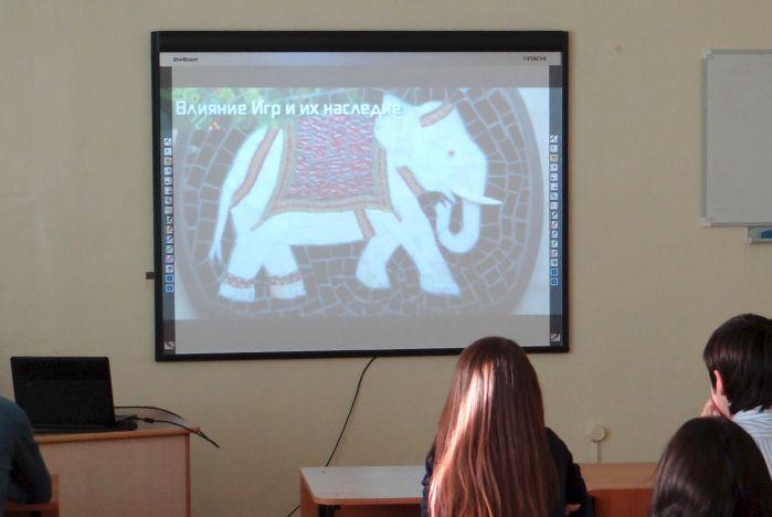Олимпийские уроки - в школы