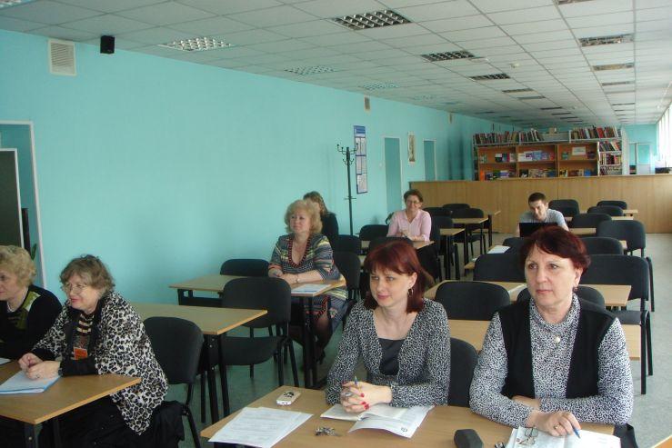 Первое заседание методического совета КСД ВГУЭС в 2012-2013 учебном году