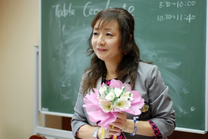 Этикет «по-японски» преподают во ВГУЭС