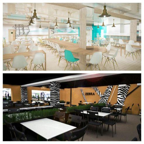 ВГУЭС продолжает выбирать новый дизайн для кафе «Розовая пантера»
