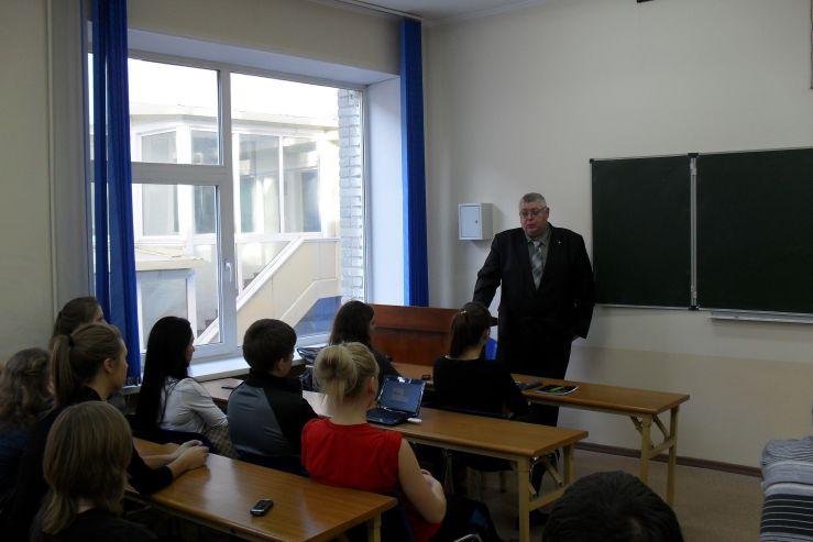 Прошло очередное заседание Школы предпринимательства