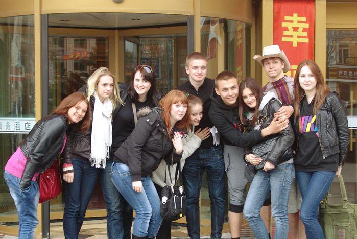 Студенты Академического колледжа ВГУЭС прошли практику за рубежом