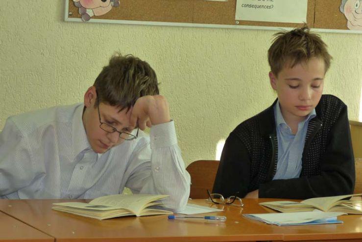 17 и 18 ноября в международном отделении ШИОД проходят открытые уроки для родителей