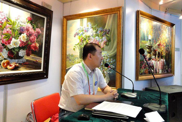 ВГУЭС участвовал в международной образовательной выставке в г. Пекин