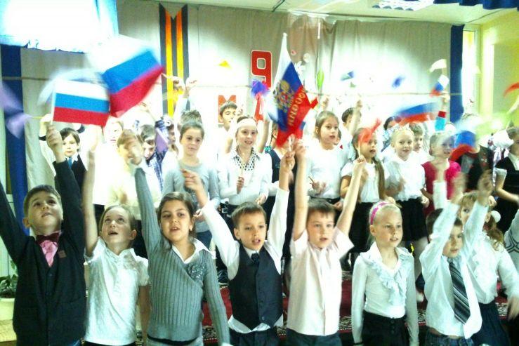 Славной победе советского народа в Великой Отечественной войне посвящается...