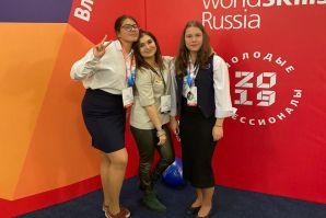 Приятная стабильность : призовое место на WorldSkills Russia снова заняла команда юниоров из ШИОД