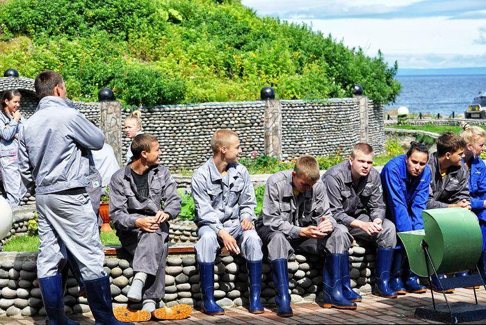Путинный отряд «Кристалл-ВГУЭС» подвел итоги лета