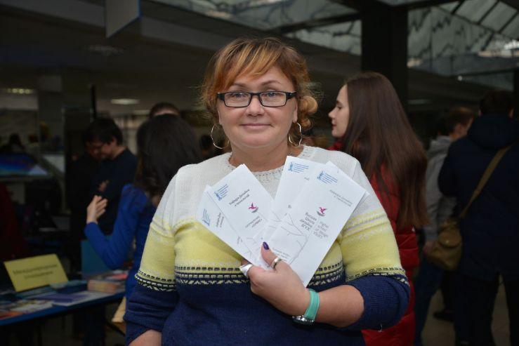 Директор института сервиса, моды и дизайна Инна Клочко: «ВГУЭС – не просто модный, а лучший fashion-университет»