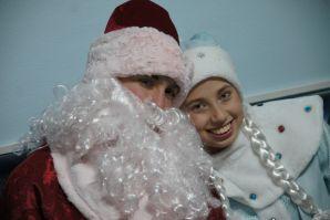 В ШИОД прошла неделя новогодних вечеринок! Фотоотчет