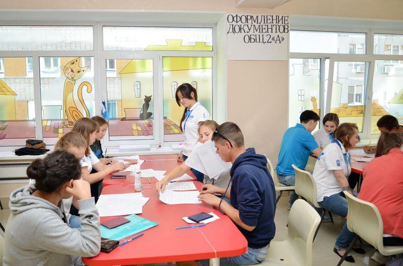 Общежития ВГУЭС готовы к приему новых студентов!