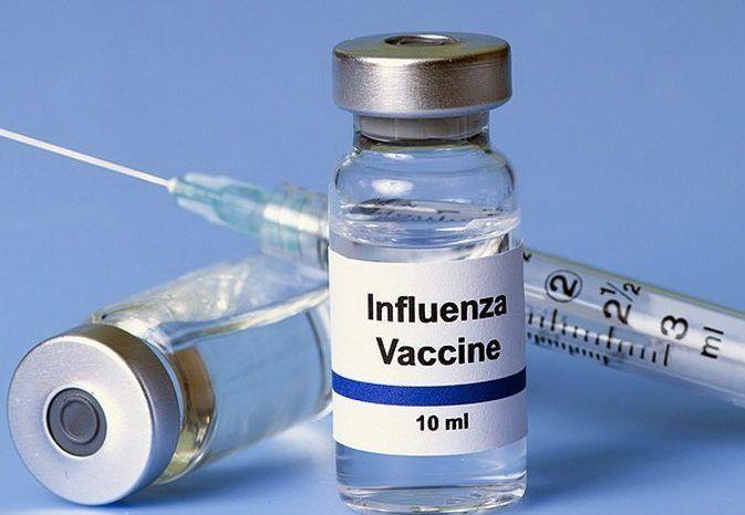 Вакцинация против гриппа сезон 2017 – 2018
