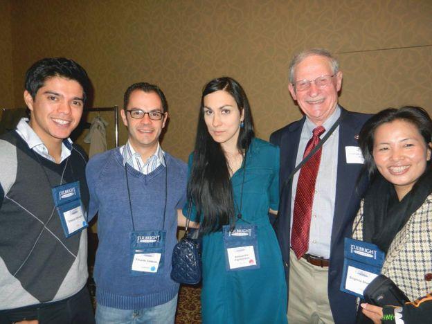 Преподаватель ВГУЭС выиграла грант имени Фулбрайта и прошла годовую стажировку в США