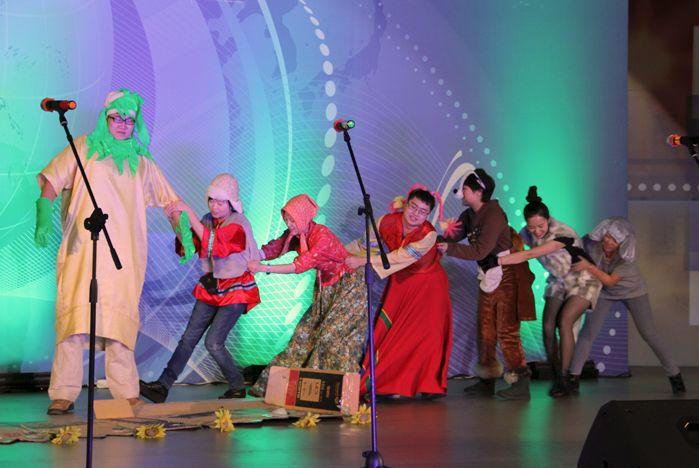Иностранные студенты ВГУЭС приняли участие в ежегодном студенческом фестивале