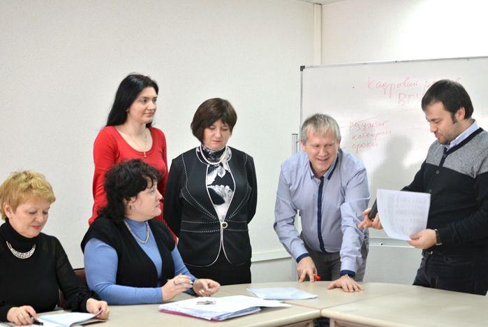 Проект «Кадровый резерв» разрабатывается во ВГУЭС