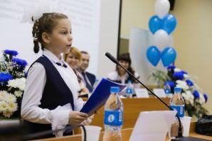 ЭКОРада -помаде все женщины будут рады! Ученица 2 класса ШИОД представила экологическую помаду на научно-практической конференции
