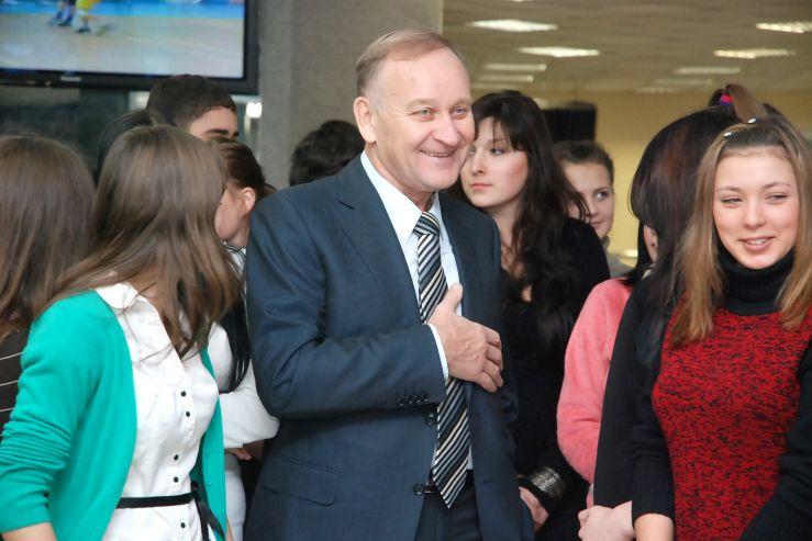 Президент ВГУЭС Геннадий Лазарев: «Мнение студентов - это важный индикатор качества университета»