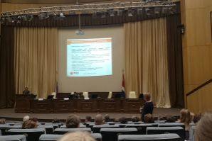 Будущие специалисты сферы ЖКХ приняли участие в семинаре «Управление жилой недвижимостью»