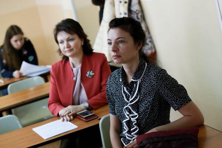 Приморский центр занятости рассказал студентам с инвалидностью о трудоустройстве