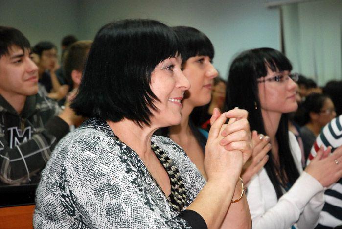 Подведены итоги конкурса «Преподаватель года 2010»