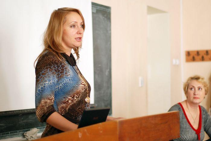 Студенты встретились с представителями ООО АТП «Приморье»