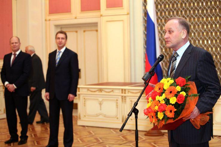 Владивостокскому государственному университету экономики и сервиса присуждена премия Правительства РФ 2008 года в области качества