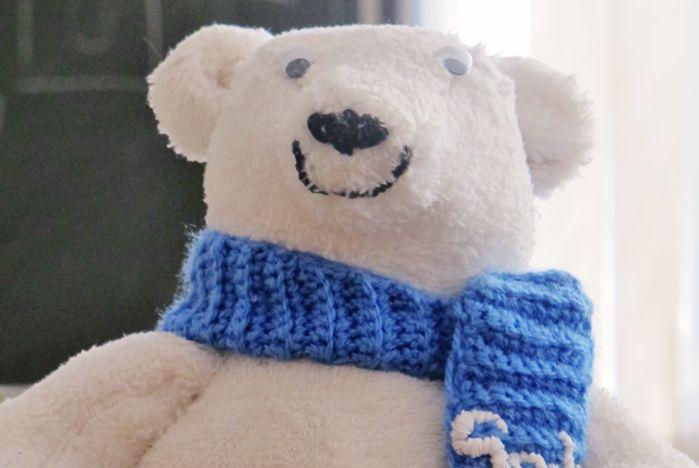 Олимпийский Белый Мишка – самый популярный персонаж у начинающих дизайнеров