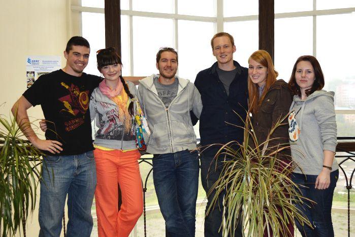 Студенты ВГУЭС из США познакомились с достижениями Японии