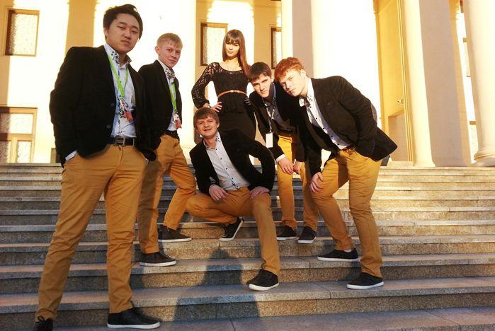 Команда КВН «Молодая сборная» филиала ВГУЭС в г. Находка вернулась с фестиваля «КиВиН» г. Сочи
