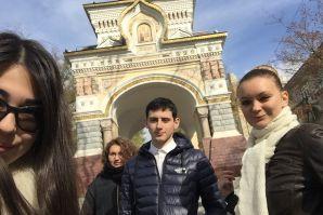 Экскурсии по памятным местам Владивостока разработали студенты МШГМ