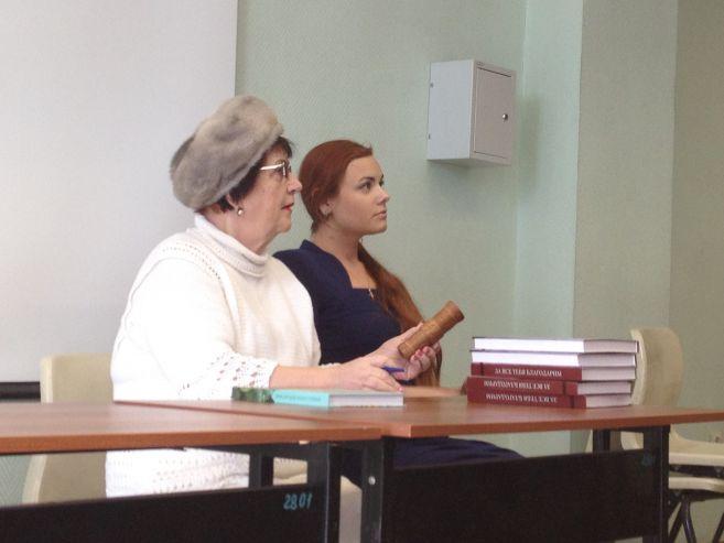 Студенты ИПУ встретились со знаменитым приморским адвокатом