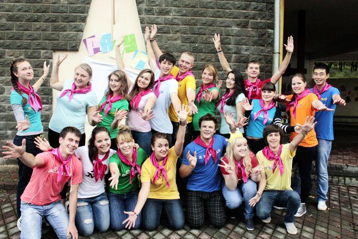Педагогический отряд ВГУЭС «Территория инициативы» подвел итоги лета 2012