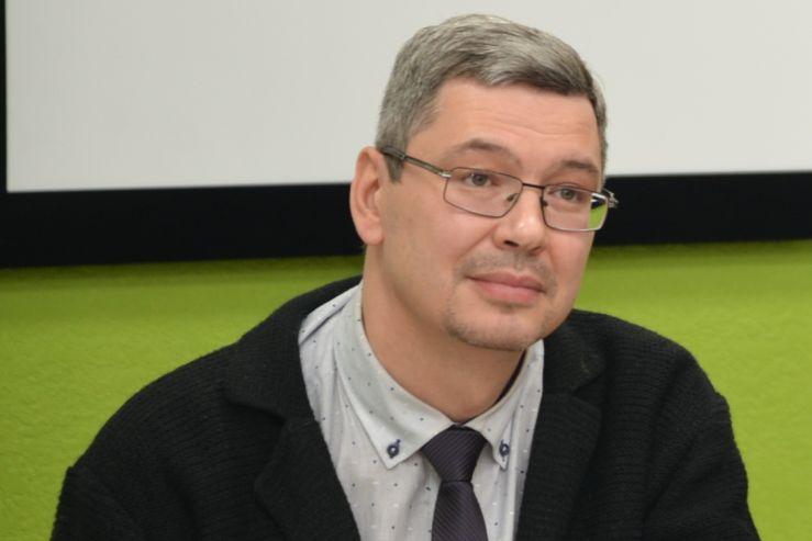 Алексей Мамычев: Наступивший год будет трудным, но решающим