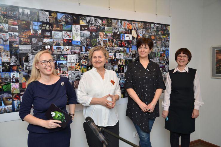 Музей ВГУЭС начинает год с персональной выставки преподавателя Fashion industry school