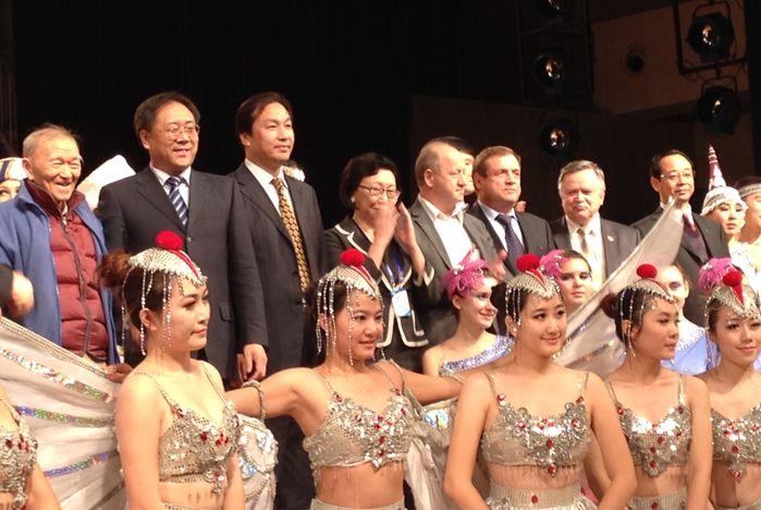 Состоялось первое заседание исполнительного комитета Ассоциации вузов Дальнего Востока и Сибири России и Северо-восточных регионов КНР