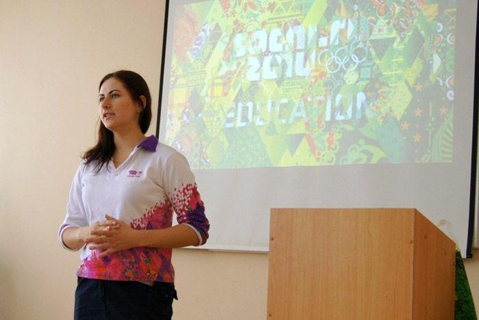 Волонтерский урок прошел в филиале ВГУЭС в Артеме