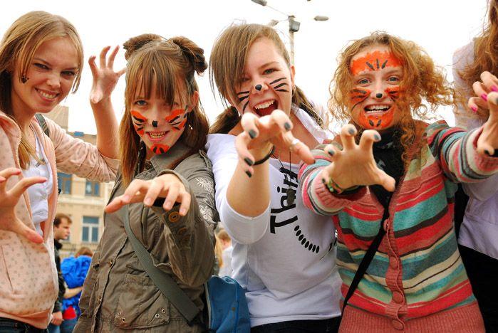 Студенты ВГУЭС прошли тигриный дресс-код