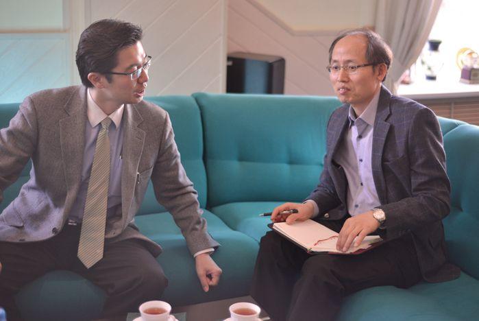 Генеральный консул Республики Корея провел совещание с экспертами ВГУЭС