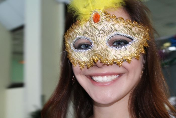 Во ВГУЭС стартовала пора Новогодних праздников