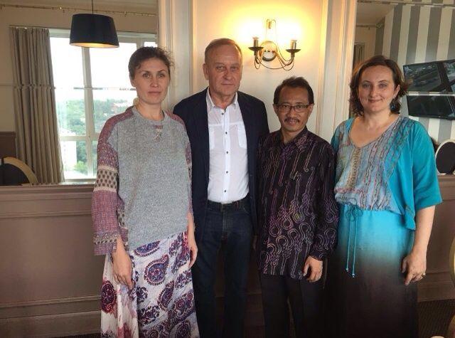 Посол Индонезии Вахид Суприяди: «Мы заинтересованы в сотрудничестве с вашим университетом»