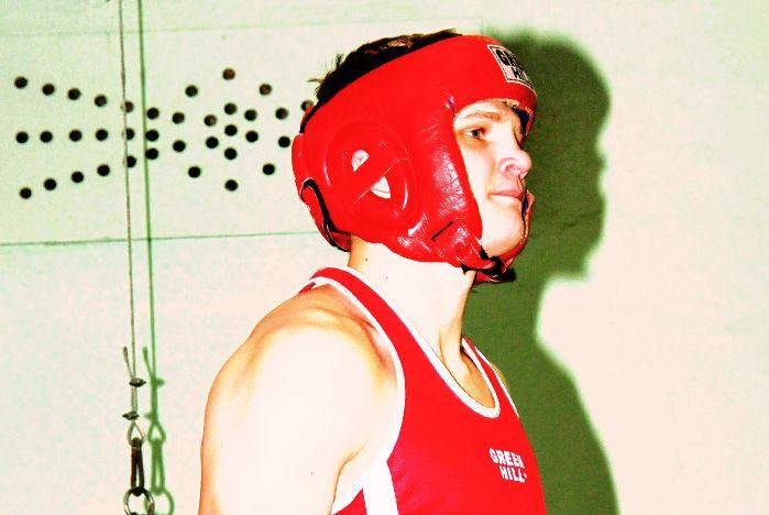 Студент ВГУЭС Илья Примак стал чемпионом Дальневосточного федерального округа по боксу