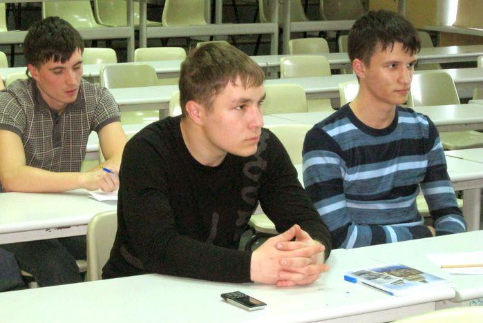 Студенты ВГУЭС к испытательному сроку готовы