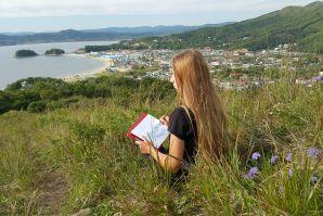 Юные художники ШИОД черпают вдохновение в красотах Приморского края
