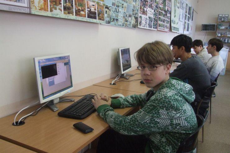 Малой компьютерной академии Центра