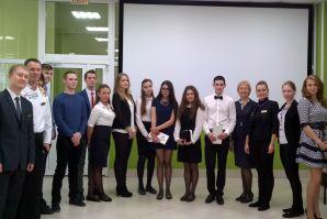 Первокурсники МШГМ получили зачетки и студенческие билеты