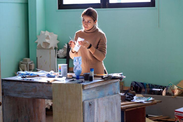Лилия Стрикаускас, студентка Института сервиса, моды и дизайна: «Моя неделя во ВГУЭС»