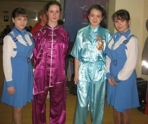 Волонтеры ВГУЭС помогли провести фестиваль оздоровительных систем Дальнего Востока