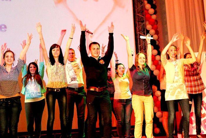 Игры в Сочи стали ближе. Во ВГУЭС завершилось обучение волонтеров (фото, видео)