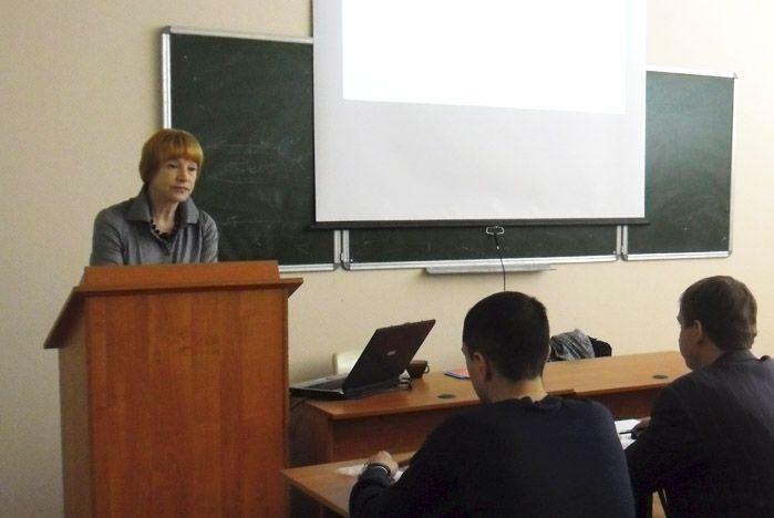 Во ВГУЭС прошел семинар «Как повысить эффективность участия в выставке»