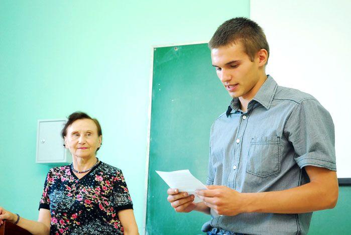 Будущие юристы принимают эстафету у старших поколений