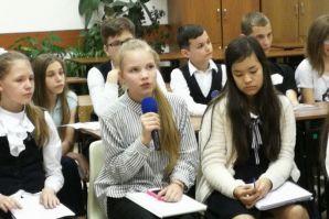 Призовое место в конкурсе выступлений на японском языке получила ученица ШИОД